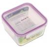 Контейнер для продуктов Eley ELH3202P 1030 мл, баклажан, купить за 385руб.