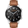 Умные часы Huawei Watch GT 2 (LATONA-B19V) 55024334 светло-коричневые, купить за 11 715руб.