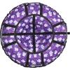 Тюбинг Hubster Люкс Pro 90 см, Мишки фиолетовые, купить за 1 240руб.