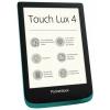 """Электронная книга PocketBook 627 6"""" Ink Carta PB627-C-CIS изумрудный (emerald), купить за 10 985руб."""