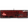 MSI Vigor GK60 CR RU (игровая, USB, Cherry MX Red, N-Key Roller), купить за 5 800 руб.