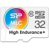 Silicon Power High Endurance microSDHC 32GB (SD адаптер), купить за 1 680руб.