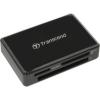 Устройство для чтения карт памяти Transcend RDF9 черный, купить за 1 470руб.
