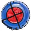 Тюбинг Hubster Ринг Pro 120 см синий-красный, купить за 2205руб.