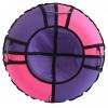Тюбинг Hubster Хайп 100 см, фиолетовый-розовый, купить за 1695руб.