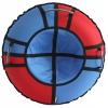 Тюбинг Hubster Хайп 120 см, красный-голубой, купить за 2105руб.