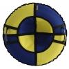 Тюбинг Hubster Хайп 100 см, синий-желтый, купить за 1 115руб.