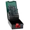 Сверло Metabo Набор HSS-R 25 1-13 мм по металлу 627159000, купить за 2 880руб.