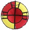 Тюбинг Hubster Хайп 120 см, красный-желтый, купить за 2105руб.