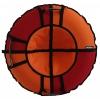 Тюбинг Hubster Хайп 100 см, красный-оранжевый, купить за 1 115руб.