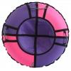 Тюбинг Hubster Хайп 120 см, фиолетовый-розовый, купить за 2105руб.