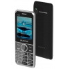 Сотовый телефон Maxvi  X300, черный, купить за 1 715руб.