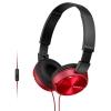 Sony MDR-ZX310APRQ(CE7), красная, купить за 1 360руб.