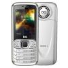 Сотовый телефон BQ 2427 BOOM L серебристый (2 SIM), купить за 1 640руб.