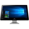 """Моноблок Asus ZN240ICGK-RC016X 24"""" Full HD i3-6100U/8Gb/1Tb/GF940MX/DVDRW/Win10/кл+м/темно-серый, купить за 56 095руб."""