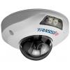 Видеокамера Trassir TR-D4111IR1 3.6-3.6 мм белая, купить за 4 440руб.