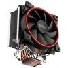 Кулер PCCooler GI-X5R красная подсветка, купить за 1 770руб.