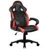 Кресло офисное Aerocool AC60C AIR-BR , черно-красное, купить за 7 415руб.