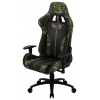 Игровое компьютерное кресло ThunderX3 BC3-CGN camo/green, пластик, купить за 15 690руб.