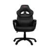 Игровое компьютерное кресло Arozzi Monza, черное, купить за 12 445руб.