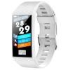 Фитнес-браслет Smarterra Fitmaster Pulsar IPS (FMPWT), белый, купить за 2 535руб.