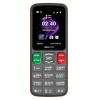 Сотовый телефон Digma LINX S240 (2 SIM), серый/оранжевый, купить за 1 620руб.