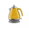 Электрочайник De Longhi KBOC 2001 Y, желтый, купить за 6 395руб.