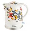 Электрочайник Delta  DL-1233А рисунок/бабочки, купить за 2 070руб.
