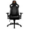 Игровое компьютерное кресло Cougar Armor S черное, купить за 22 989руб.