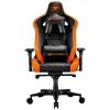 Игровое компьютерное кресло Cougar Armor Titan черное/оранжевое, купить за 23 885руб.