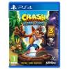 Игра для PS4 Activision Crash Bandicoot Nsane Trilogy англ. версия, купить за 2 330руб.
