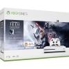 Игровая приставка Microsoft Xbox One S 234-01099 белая (в комплекте игра Star Wars Jedi Fallen Order), купить за 20 753руб.