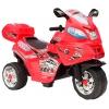 Электромобиль Farfello JT015 (трицикл, 6V) - красный, купить за 7 325руб.