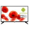 Телевизор TELEFUNKEN TF-LED32S03T2S-SMART, черный, купить за 10 460руб.