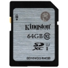 Карта памяти Kingston SD10VG2/64GB (64Gb, class 10), купить за 1 850 руб.