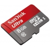 SanDisk Ultra microSDHC Class 10 UHS-I 48MB/s 8GB, � ���������, ������ �� 460 ���.