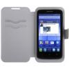 Чехол для смартфона iBox Universal 180/95 белый, купить за 205руб.