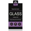 Защитное стекло для смартфона Защитное стекло Ainy для Samsung Galaxy A7 (2016) Full Screen Cover черное 0.33 mm, купить за 200руб.