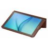 Чехол для планшета Samsung Book Cover для Galaxy Tab E 9.6, коричневый, купить за 2220руб.