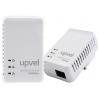PowerLine-адаптер UPVEL UA-251PK, комплект адаптеров, купить за 2 080руб.
