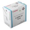 картридж Canon Тонер-картридж C-EXV 21, Голубой