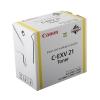 Картридж Canon Тонер-картридж C-EXV 21, Жёлтый, купить за 6 290руб.
