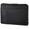 Сумку для ноутбука Чехол Hama Cape Town, черный/синий, купить за 1235руб.