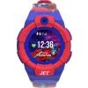 Умные часы Jet Kid Optimus Prime 45мм 1.44 TFT, синий/красный, купить за 3940руб.