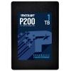 Ssd-накопитель Patriot P200 P200S1TB25 1Tb, купить за 6890руб.