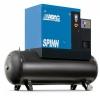 Компрессор воздушный ABAC SPINN 7.5XE 8 400/50 TM270 CE, електрический, купить за 362 315руб.