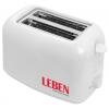 Тостер LEBEN 271-017, 650 Вт, купить за 900руб.