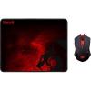Мышка Redragon M601WL черная, купить за 1 040руб.