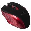 Мышка Canyon CNS-CMSW7R Wireless Red, красная, купить за 820руб.
