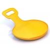 Санки-ледянки Нордпласт 031, желтые, купить за 50руб.